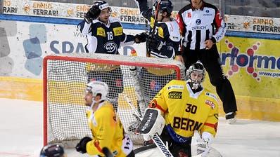 Ambri schafft gegen den SC Bern die Wende