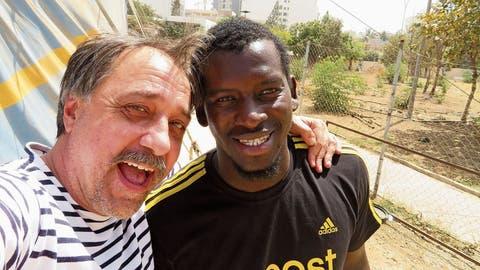 Sirnacher Verein Plume will einen Container voll Zirkusmaterial nach Senegal verschicken