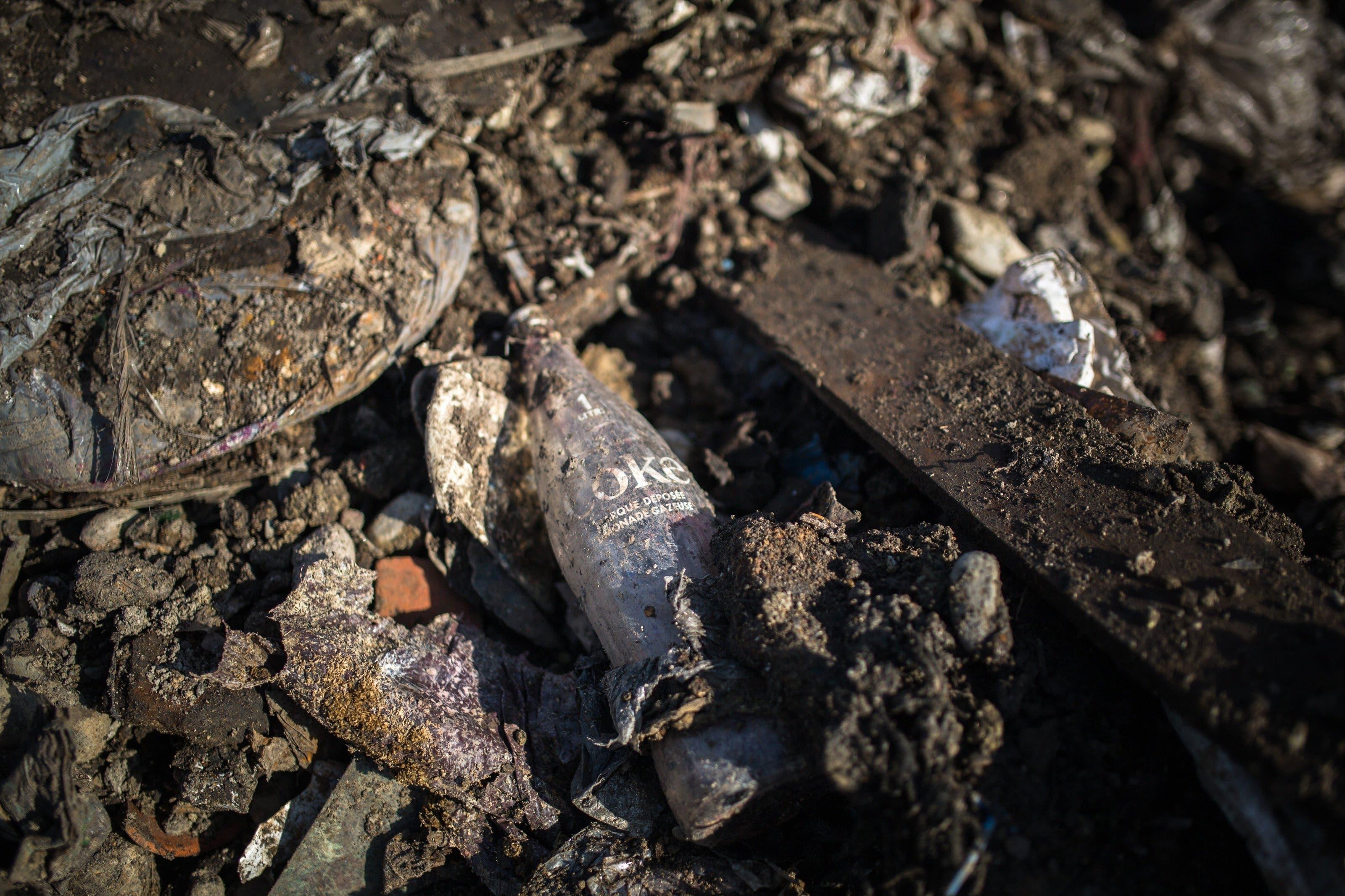 Es gilt auch, insgesamt drei Abfalldeponien zu sanieren.
