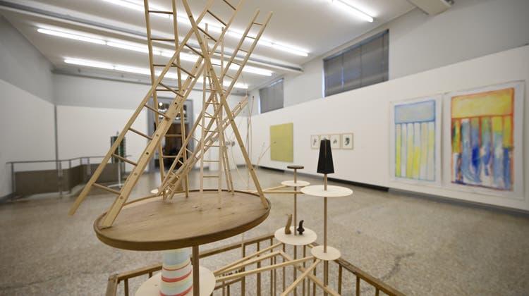 Die 36. Jahresausstellung der Solothurner Künstler ist eröffnet