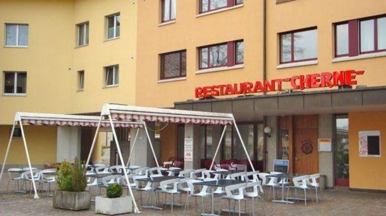 Restaurant Cherne wird saniert und bleibt bis Sommer 2021 zu