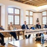 Weil Bezirk Brugg einen Sitz verliert: Aargauer Initiative will Verteilung der Grossratssitze ändern