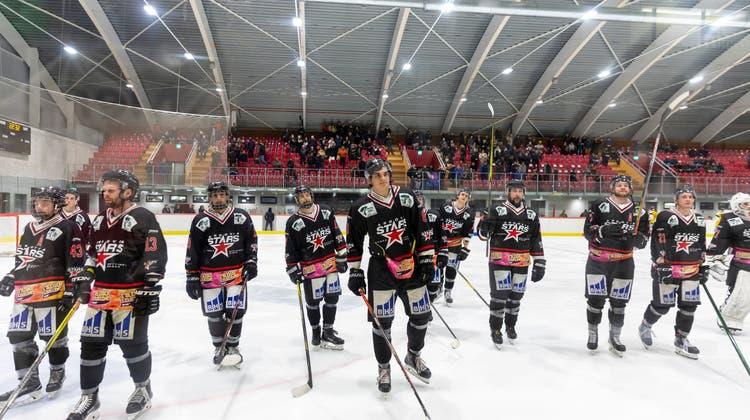 Zweite Saisonniederlage: Argovia Stars tauchen gegen den EHC Frauenfeld