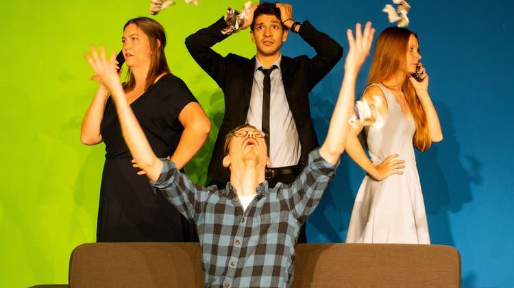 Theater Mausefalle spielt nach langer Corona-Pause wieder für Zuschauer