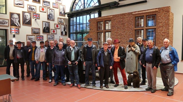 Ein Besuch im Automuseum Emil Frey AG
