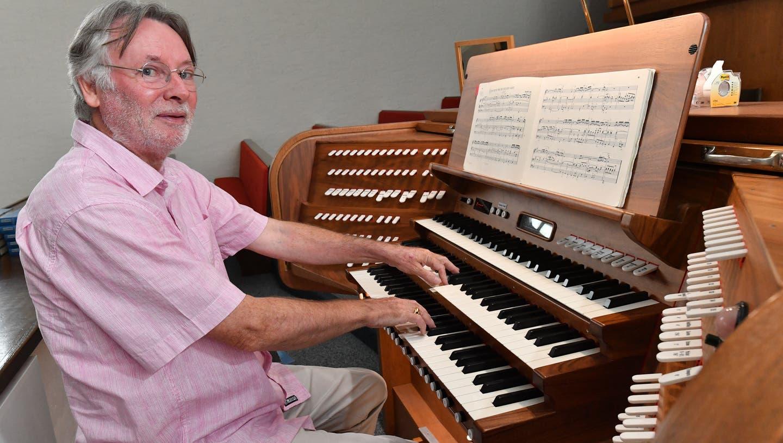Neuer Organist: «Eine Orgel dieser Grösse ist eigentlich ein Orchester»