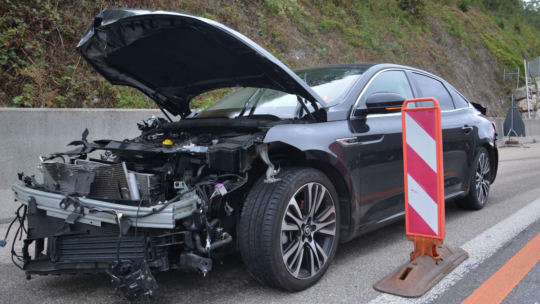 Verkehrsunfall, A2, Hägendorf