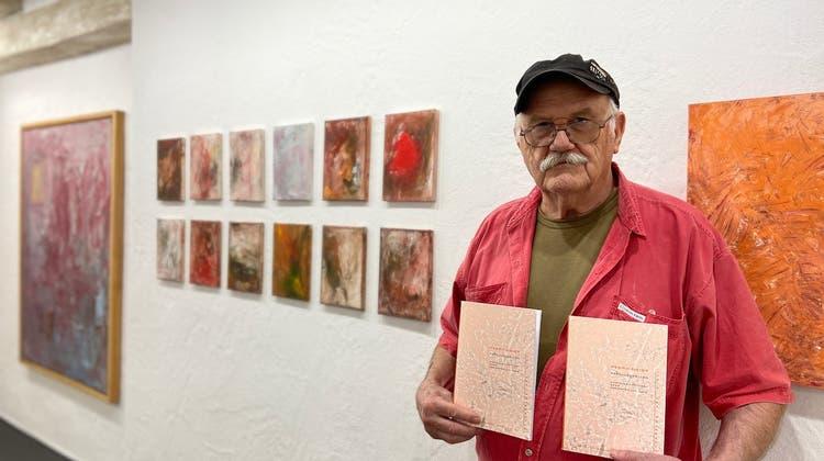 Ein multimedialer Künstler stellt in der Löiegrube aus