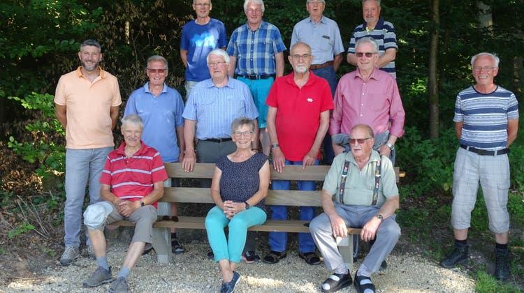 100 Arbeitsstunden: Chropftuube-Senioren haben Naherholungsgebiet aufgewertet