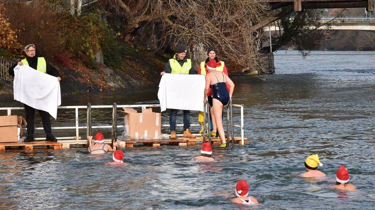 Chlausenschwimmen 2020 fällt ins Wasser