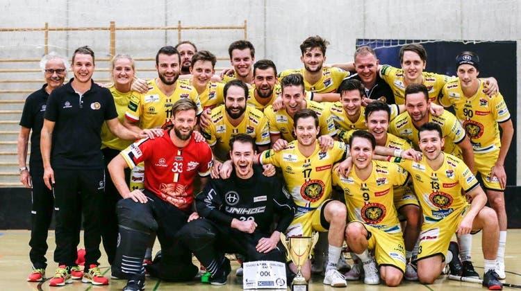 Tigers Langnau holen sich den Titel an der Stöckli Unihockey Challenge