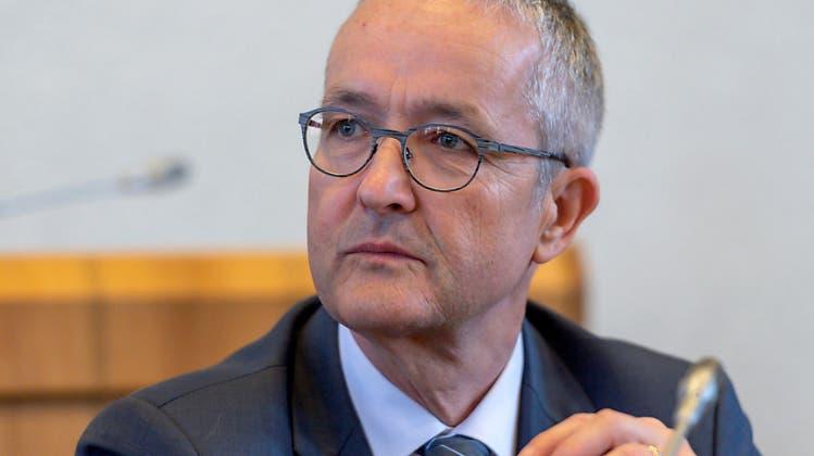 Anklage gegen den Baselbieter SVP-Regierungsrat Thomas Weber: Es gilt, die Relationen zu beachten