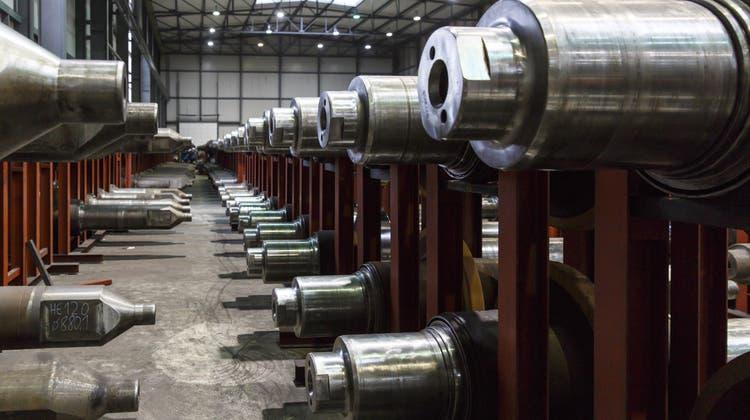 Stahl Gerlafingen will die Walzlinie erneuern – und einige Gebäude abreissen