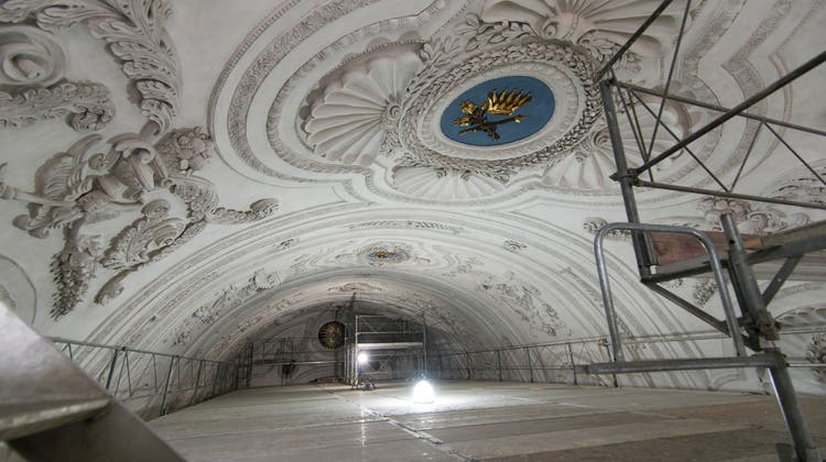 Ein ganz spezieller Frühlingsputz: Marienkirche wurde sorgfältig saniert und gereinigt