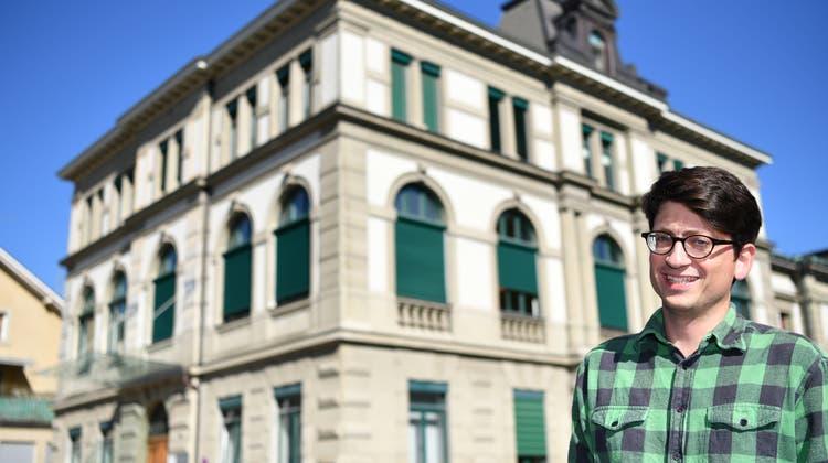 Valentin Walter, 30 Jahre, Richter: Er will mit Leidenschaft statt Berufserfahrung überzeugen