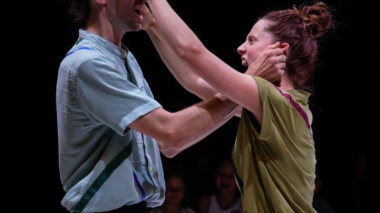 Tanzperformance «Equality»: Spassiges Ringen um Gleichheit
