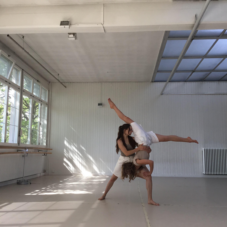 Nina Pfüller & Jade Schibli zVg