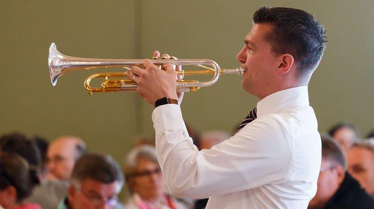 Schon mit Seven auf der Bühne – Markus Ottos Herz schlägt seit der Kindheit für die Trompete
