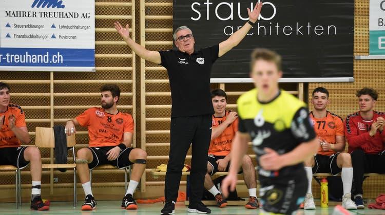 Ein Wiedersehen ohne Geschenke: Trainer Zoltan Cordas vermöbelt mit St. Otmar St. Gallen seinen Ex-Klub Möhlin