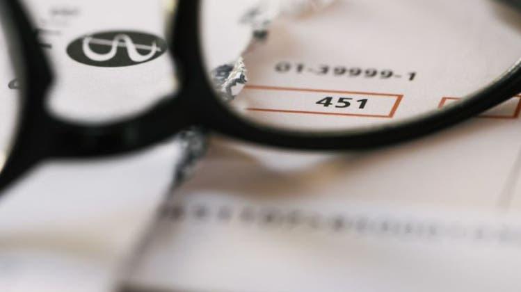 Gemeindeversammlung: Bei weiterem Rückgang der Steuereinnahmen besteht Handlungsbedarf