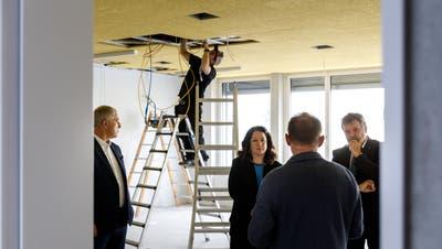 Der Neubau des Kontiki kann Mitte November bezogen werden