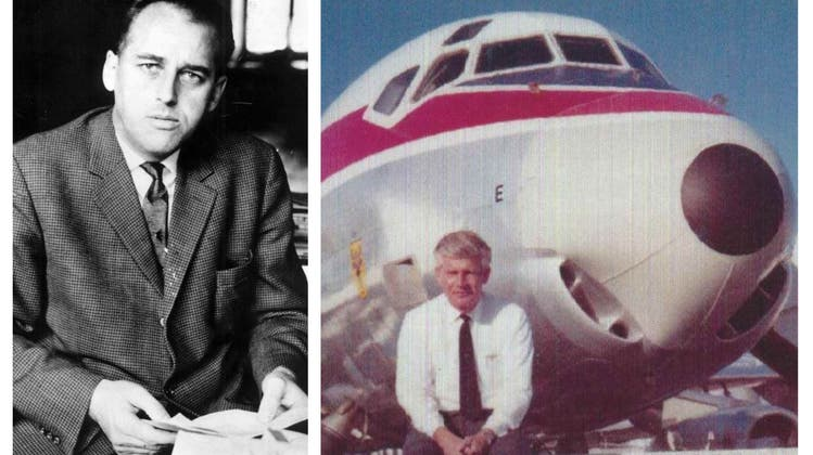 Ein Pilot bricht sein Schweigen: «Ich war Helmut Hubachers Informant»