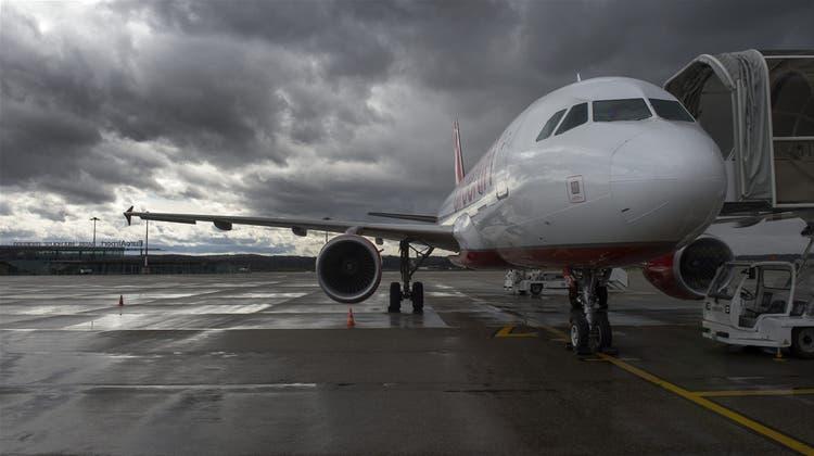 Weissrussischer Jet in Basel wirft Fragen auf