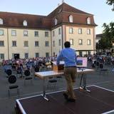 Gemeindeversammlung bewilligt Millionenkredit für Kunstrasen im Stadion Brühl