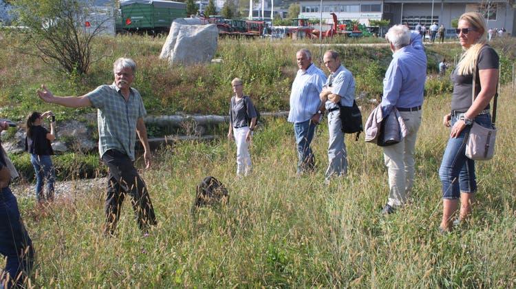 Neuer Lebensraum für Natur und Dorf: Die Renaturierung der Bäche ist abgeschlossen