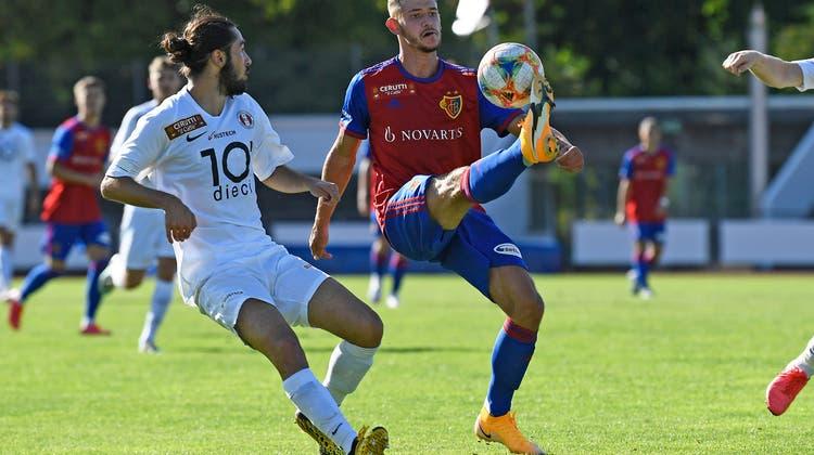 Kantersieg für die FCB U21, Klatschen für Black Stars und Muttenz