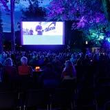 Start der Sommerfilme auf der Krummturmschanze – mit Schutzmassnahmen und Regen