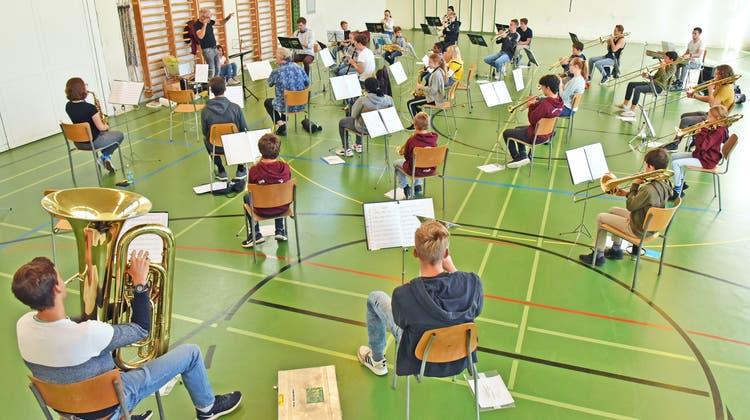 Jugendmusik spielt jetzt im Frohheim anstatt im «Mountain Lodge»