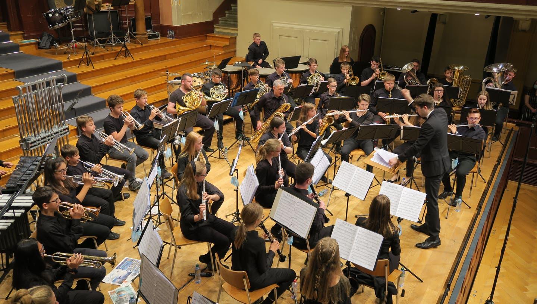 SOBV Jugendblasorchester-Lager und Konzerte 2020 - Wo ein Wille ist, ist auch ein Weg