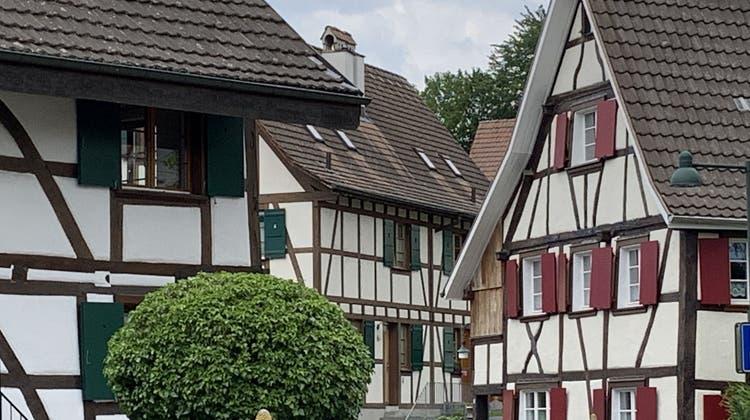 Ein Dorf zeigt sein Fachwerk an den Denkmaltagen