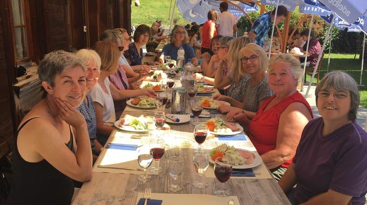 Jubiläum 50 Jahre Frauenturnverein Bözberg