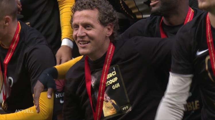 Marco Wölfli: «Es gibt nichts Schöneres, als mit einem Double aufzuhören»