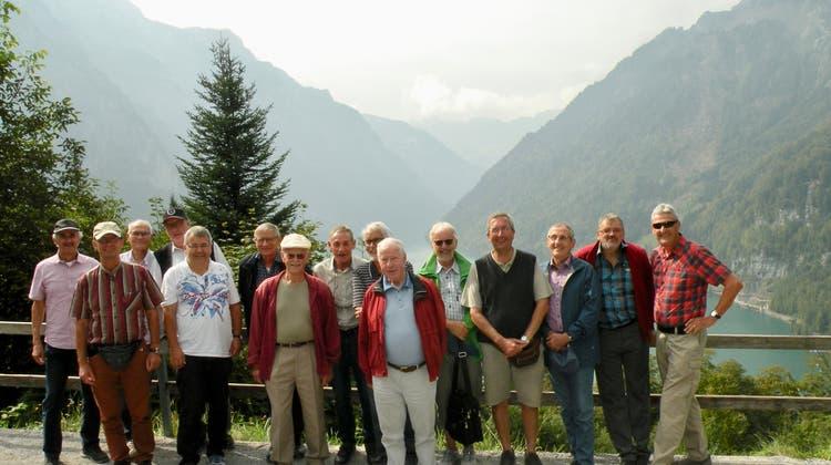 Vereinsreise an den Walensee und in den 'Zigerschlitz'