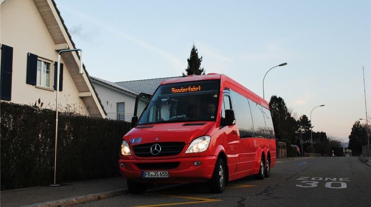 Stadtbus verzeichnet während der Pandemie deutlich weniger Fahrgäste
