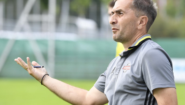 Der FC Baden verliert das Spitzenspiel gegen Biel – Trainer Jakovljevic kritisiert den Schiedsrichter