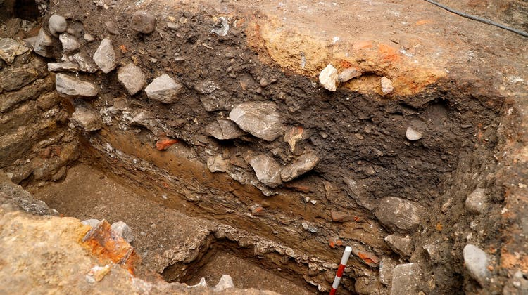 Was bei Ausgrabungen im «Alten Spittel» zum Vorschein kam