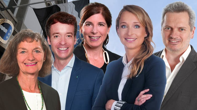 Grossratswahlen: Das sind alle Kandidatinnen und Kandidaten aus dem Bezirk Baden