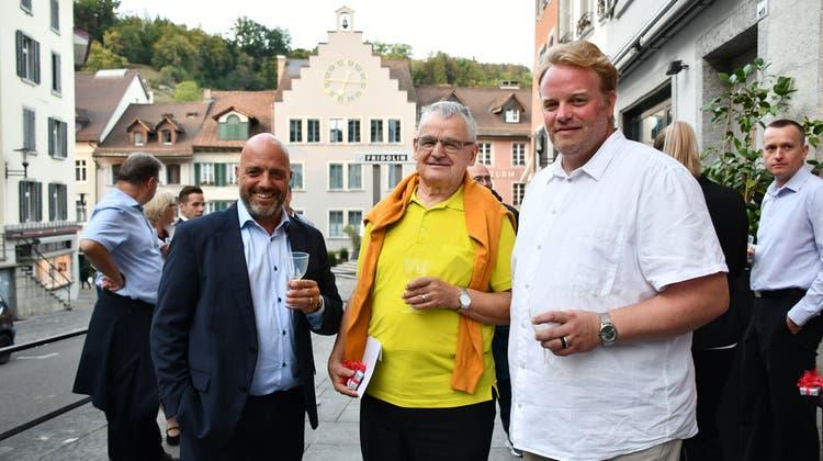 Gewerbeverein Zentrum Brugg: Urs Boller tritt nach 18 Jahren kürzer