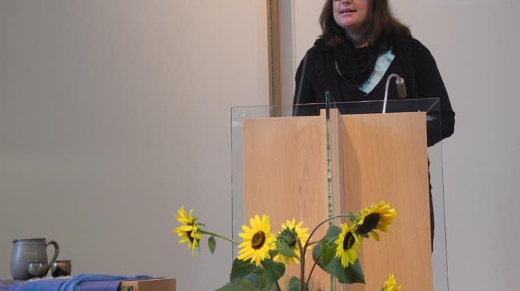 Damaris Raymann heisst die neue Pfarrerin der Methodistenkirche Solothurn