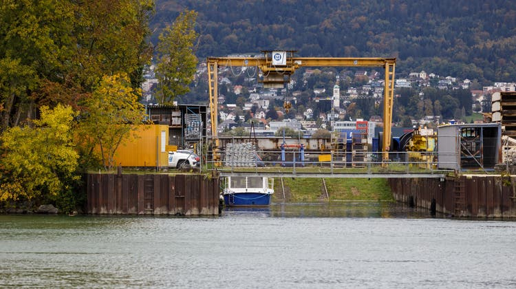 SP fordert Rückbau des Marti-Werkhofes an der Aare