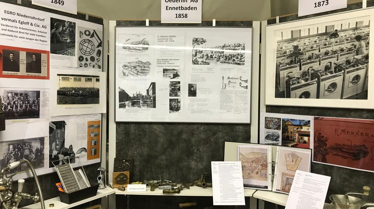 Der Ort für die Pioniere der Metallindustrie: Seine Geschichte zeigt nun das Ortsmuseum