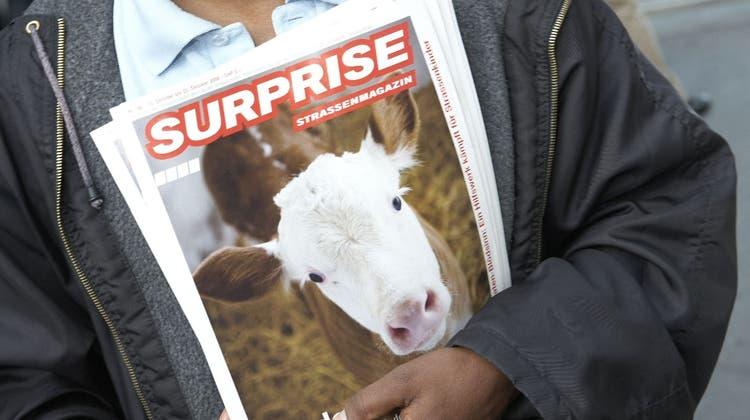 «Surprise» erhält den Basler Sozialpreis für die Wirtschaft 2020