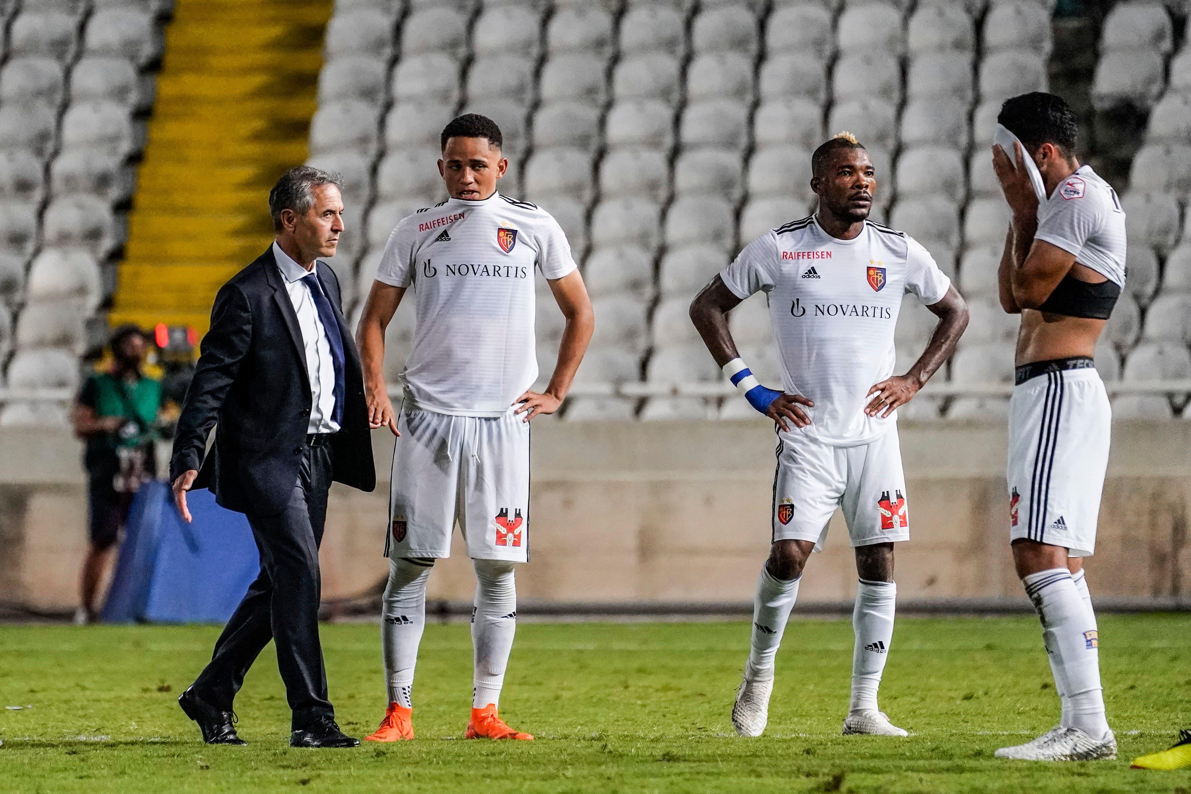 Das Ausscheiden in Limassol Die Amtszeit von Marcel Koller beim FCB begann zwar mit sechs Siegen in Serie, doch weil Spiel 8 in der Qualifikation der Europa League in Limassol mit 0:1 verlorenging, verpasste der FCB erstmals seit 2007 das europäische Geschäft.