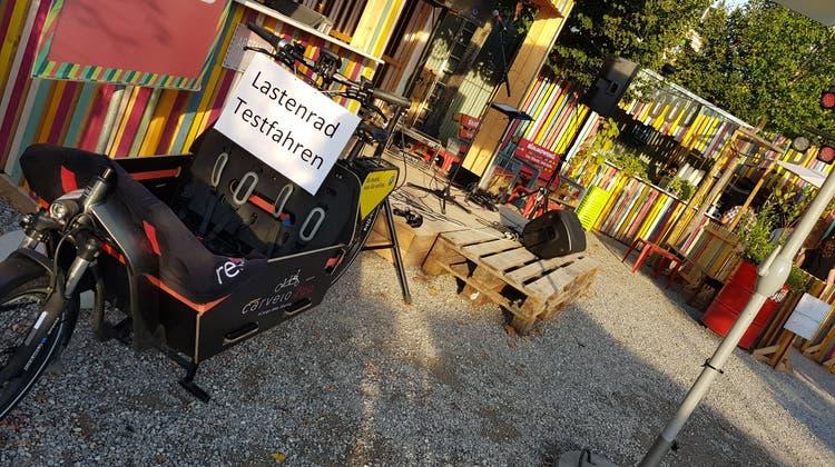 Smart!mobil am Öufi-Summer in Solothurn