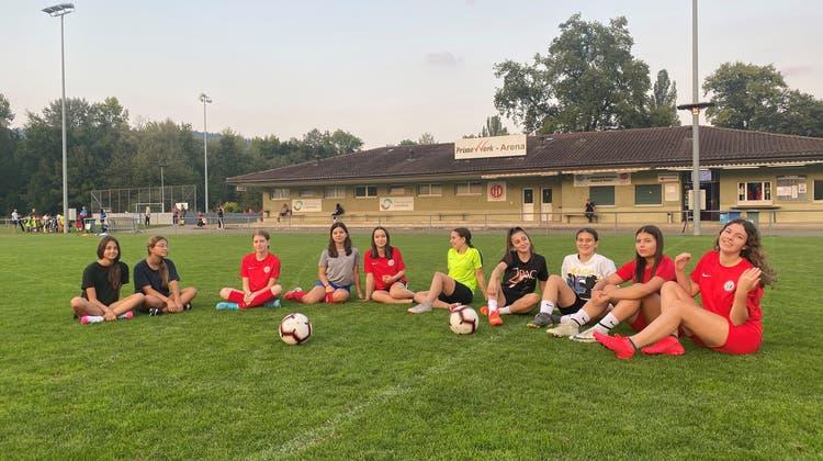 5 Vereine mit und 2 ohne: So steht es um den Mädchenfussball im Limmattal