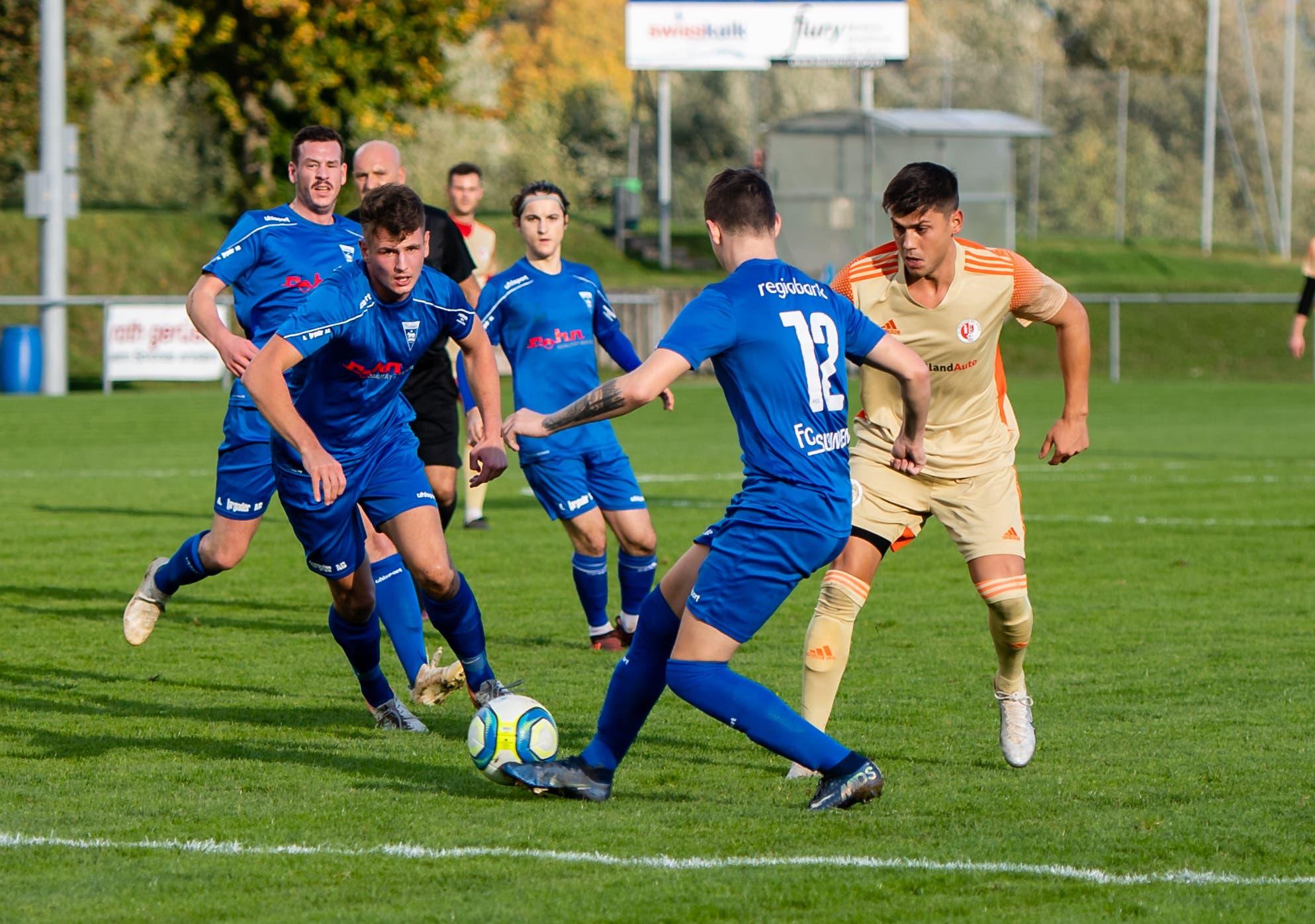 Der FC Wangen gewinnt am neunten Spieltag in Subingen mit 1:0.